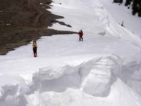 Image of cornices