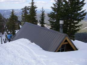 Image of Benson Hut