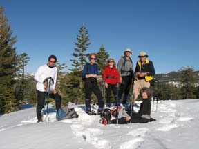 Image of group on Peak 7620